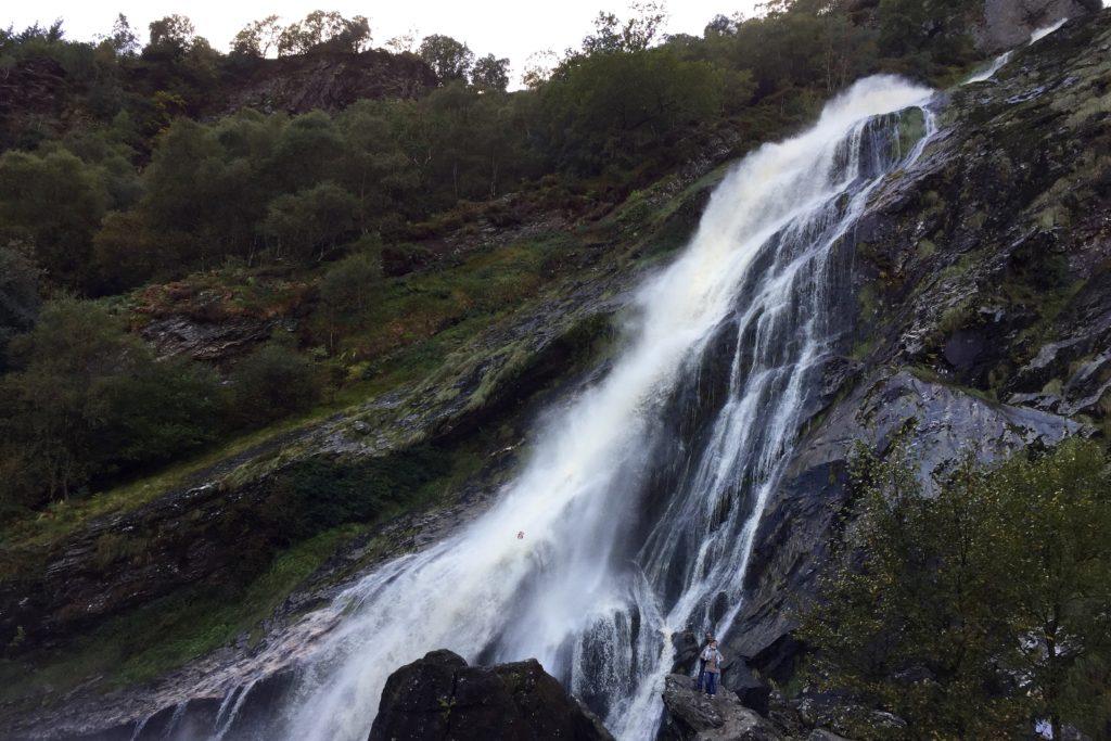 Powerscourt Waterfall Dublin, Ireland Weekend Guide