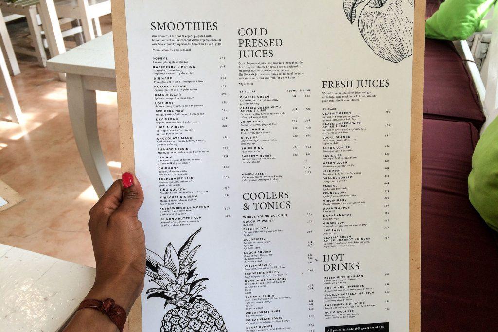 Bali Food & Coffee