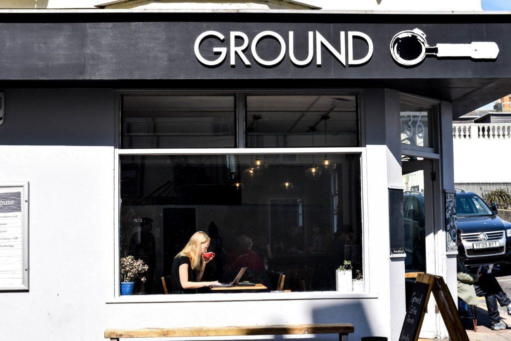 Ground Coffee House Brighton