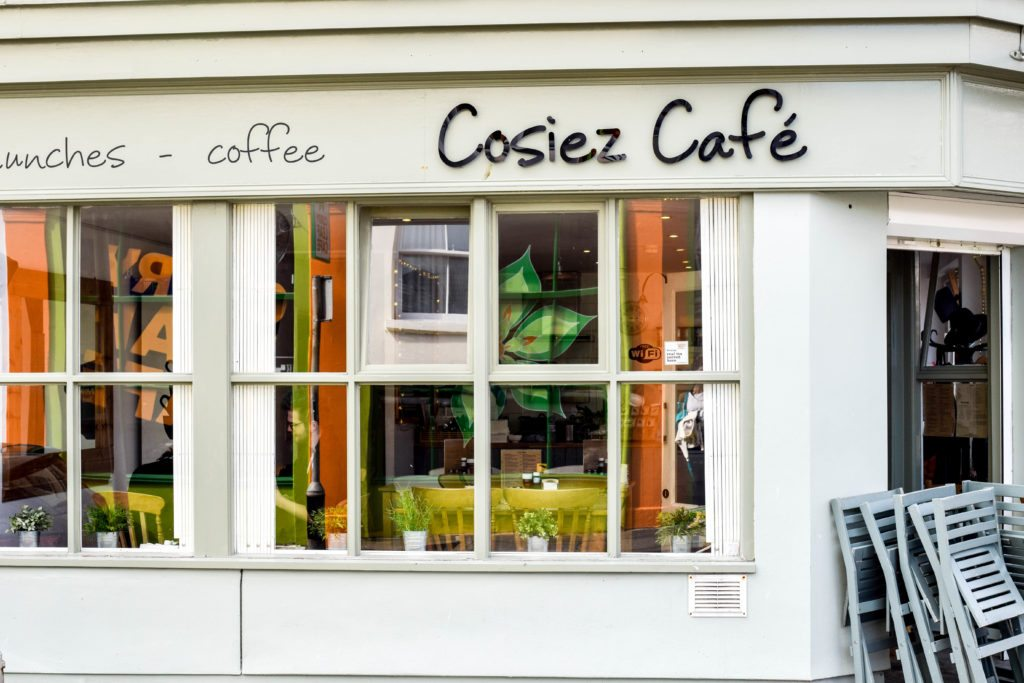 Cosiez Coffee Brighton Coffee Shops