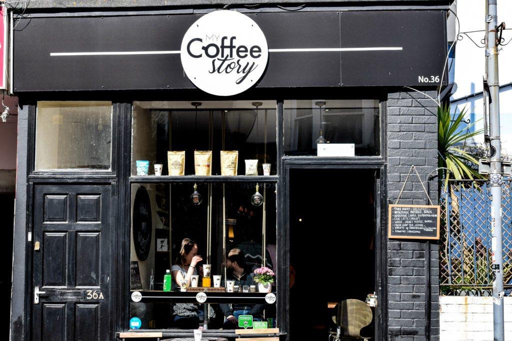 Brighton Coffee Shops