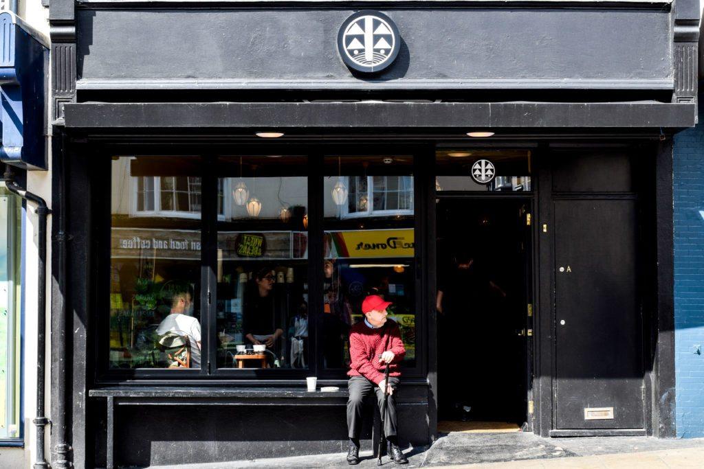 Twin Pines Brighton Coffee Shop