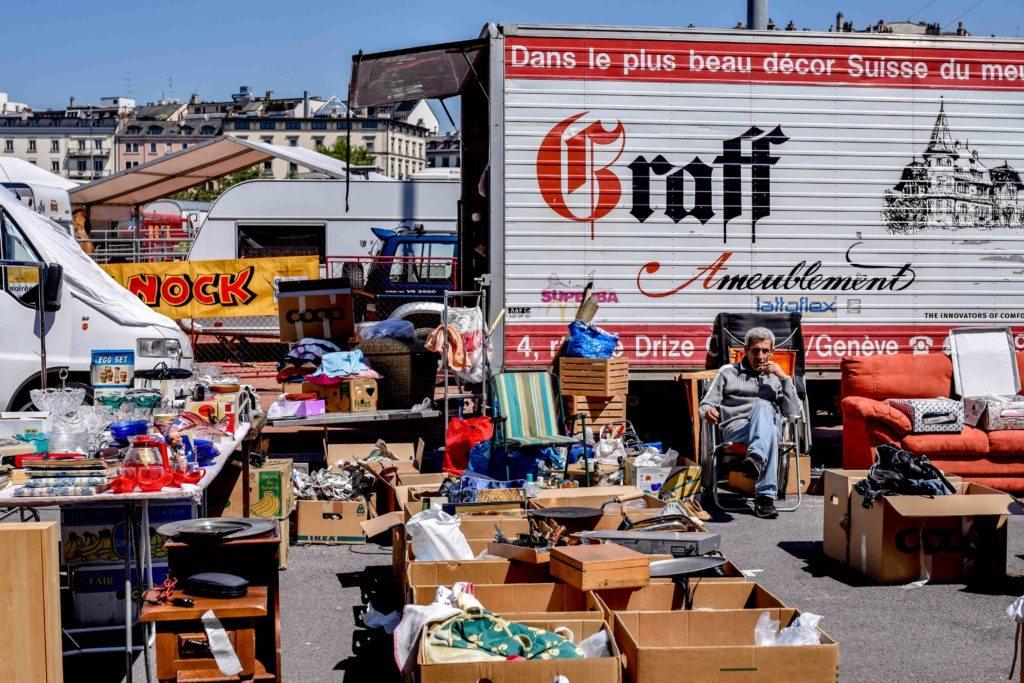 Plainpalais Flea Market
