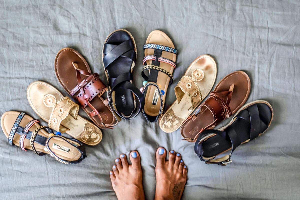 My Absolute Favorite Summer Sandals