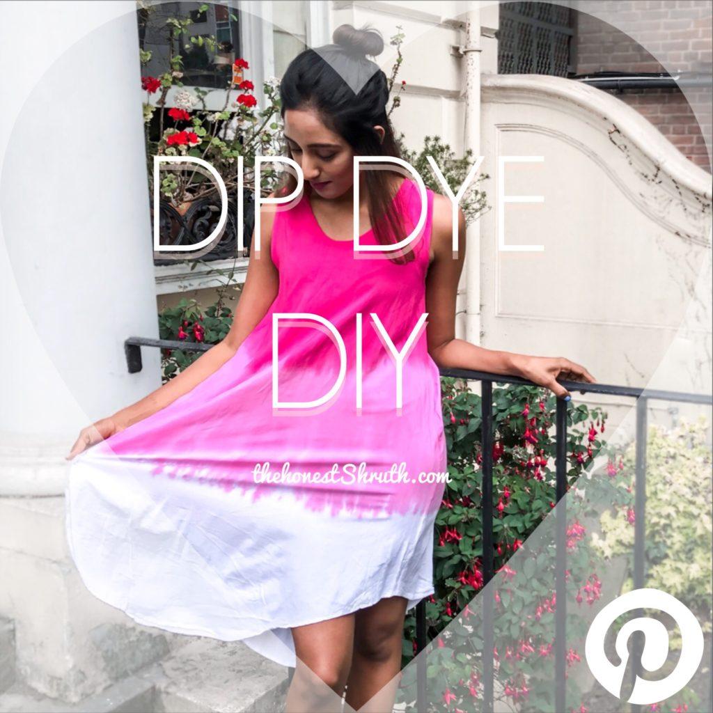 Dip Dye Dresses