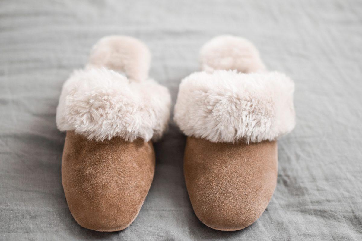 Morlands Sheepskin Slippers