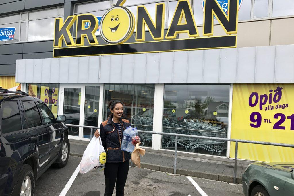 Save Money When Visiting Iceland Kronan