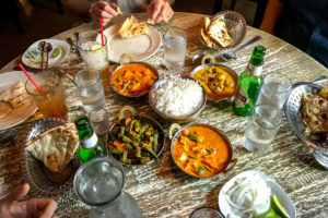 Austin Indian Food G'Raj Mahal
