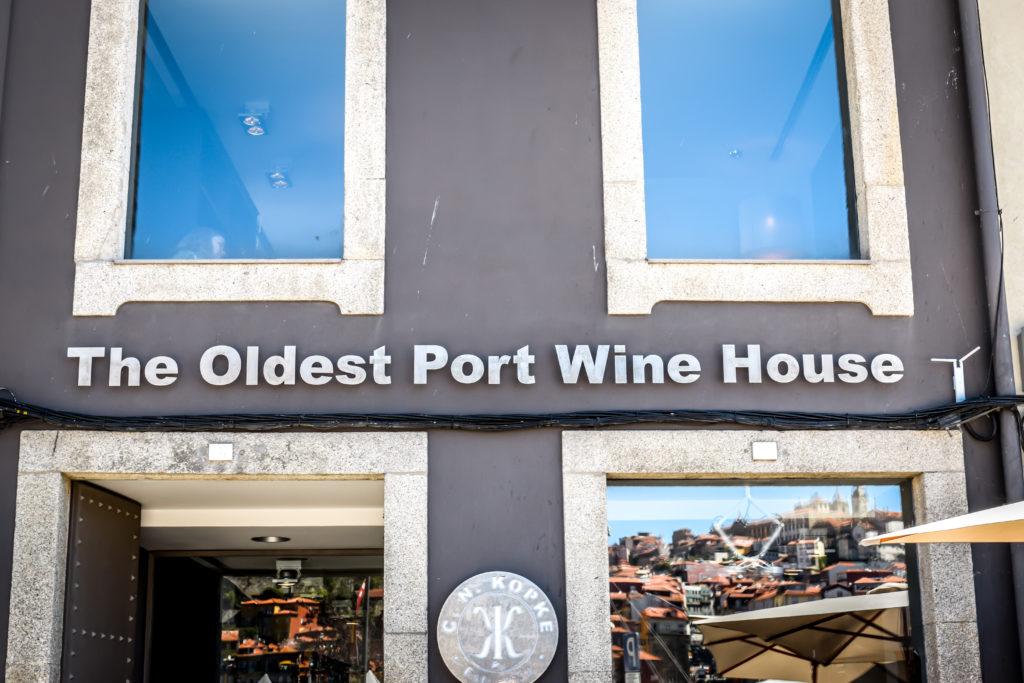 Port Shopping in Porto