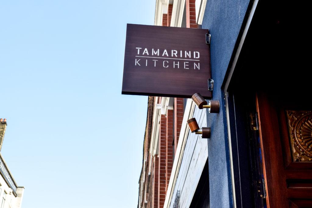 Tamarind Kitchen in London Indian Cuisine