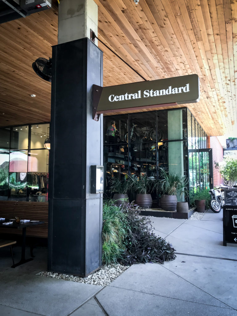 Brunch at Central Standard Austin in the South Congress Hotel