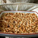 Sweet Potato Casserole Holiday Dish Recipe