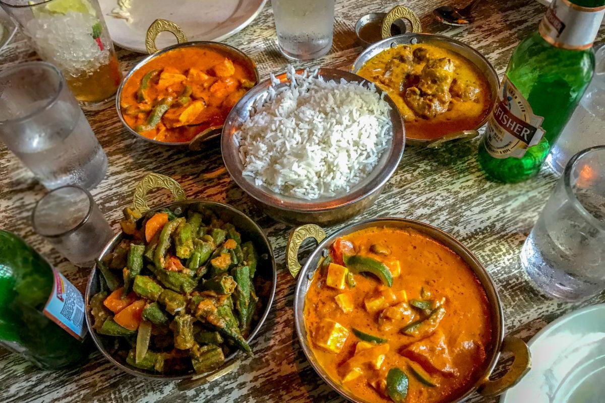 Top Five Best Indian Restaurants In Austin