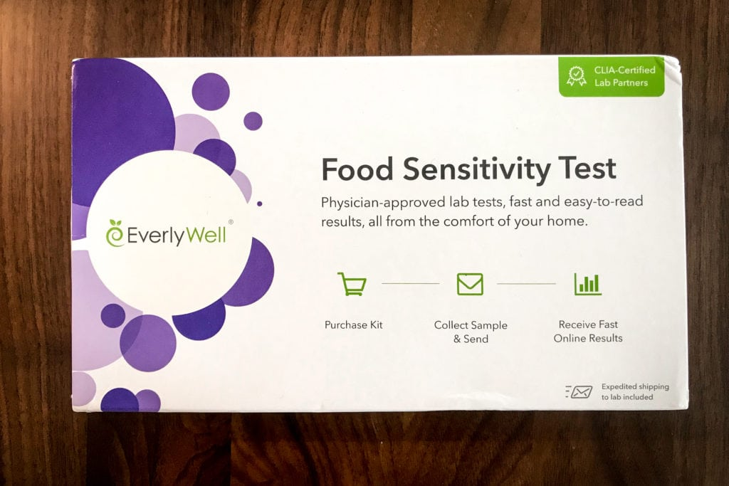 I Finally Figured Out What Food I'm Sensitive to Thanks to EverlyWell!