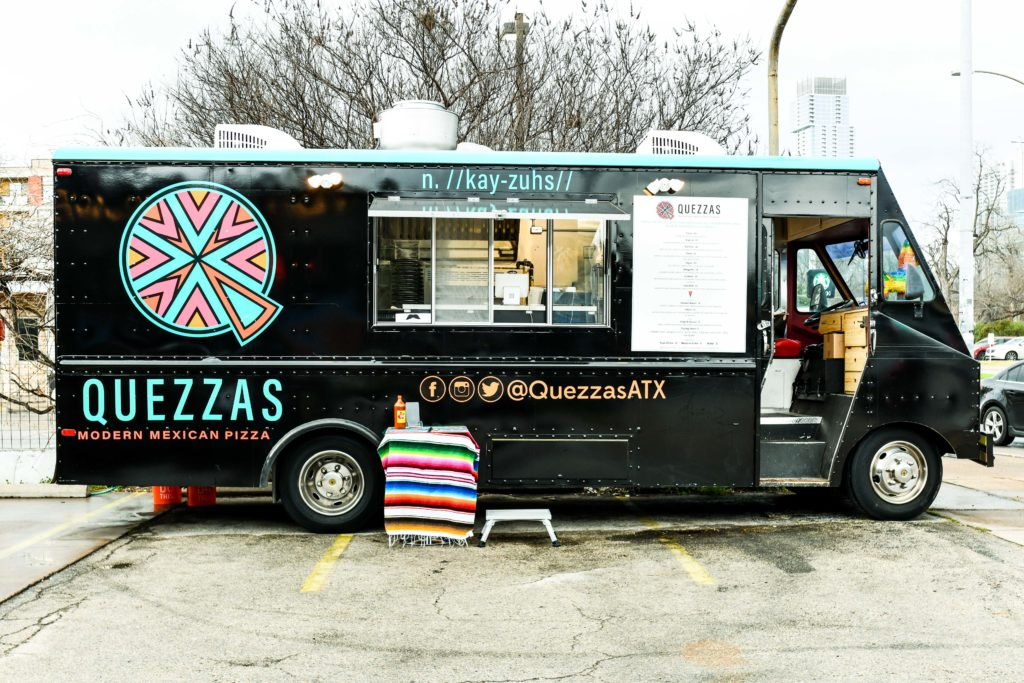Quezzas Austin: Home to the Quesadilla Pizzas You Didn't Know You Needed