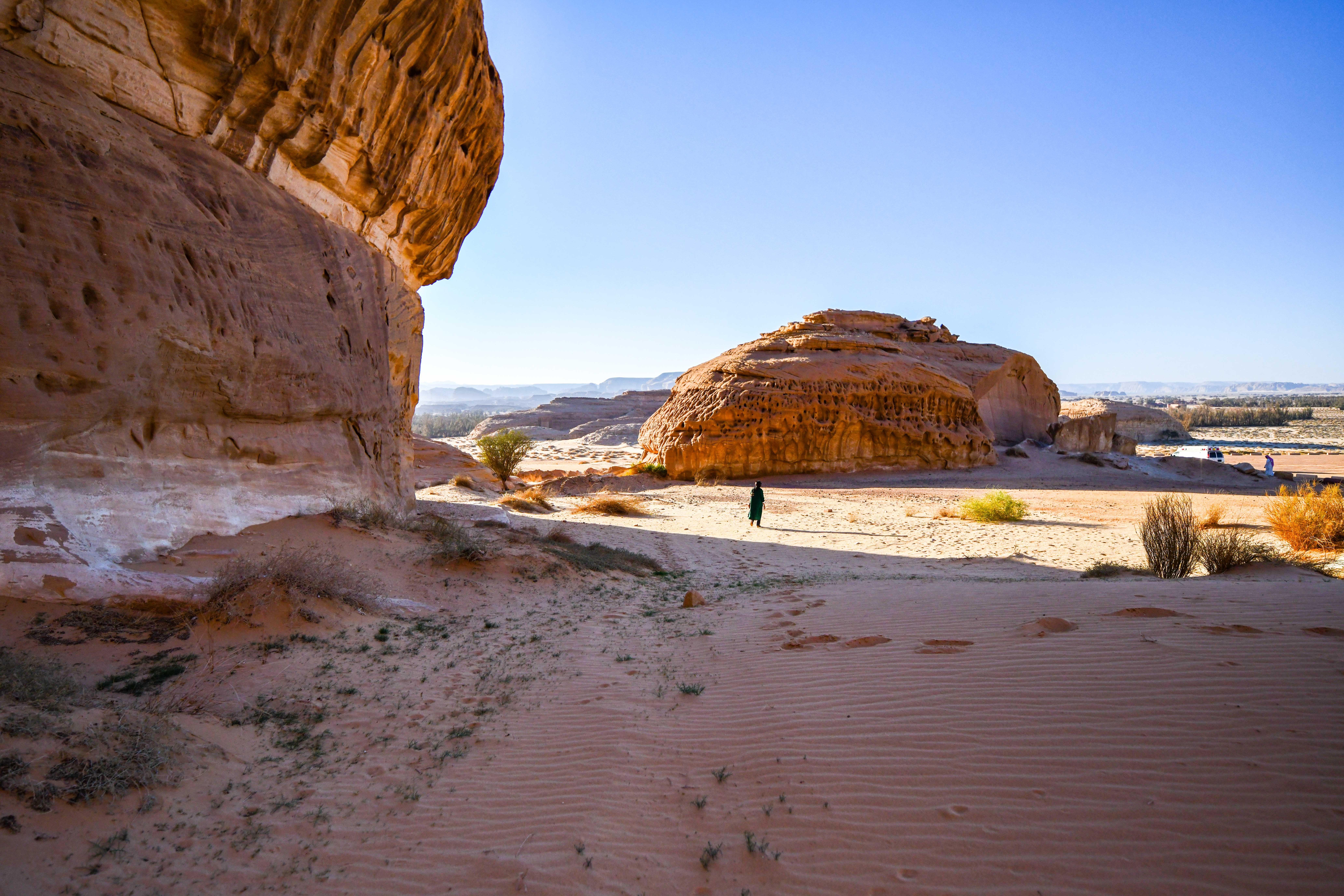 My Trip to Saudi Arabia: Part Two of Three
