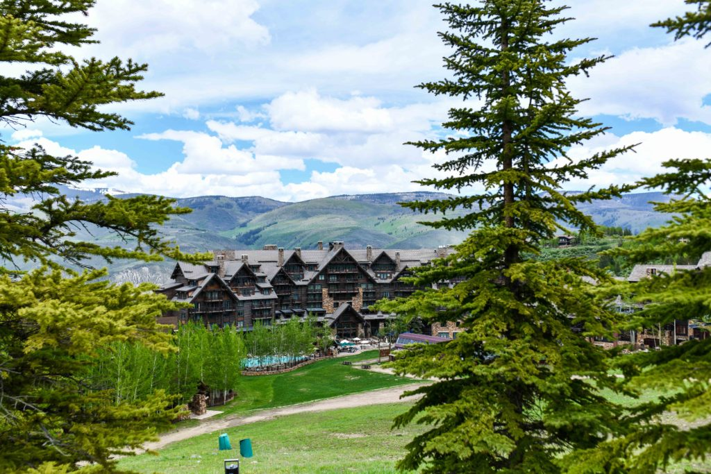 Vacation at the Ritz Carlton Bachelor Gulch, Beaver Creek, CO