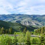 Hiking at the Ritz Carlton Bachelor Gulch, Beaver Creek, CO