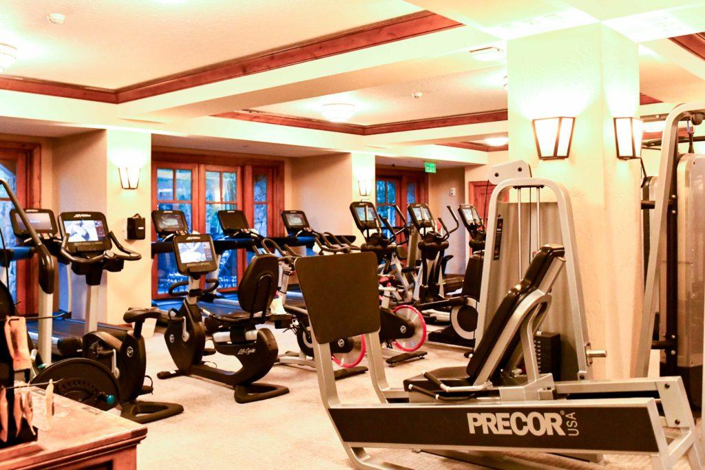 Ritz Carlton Gym
