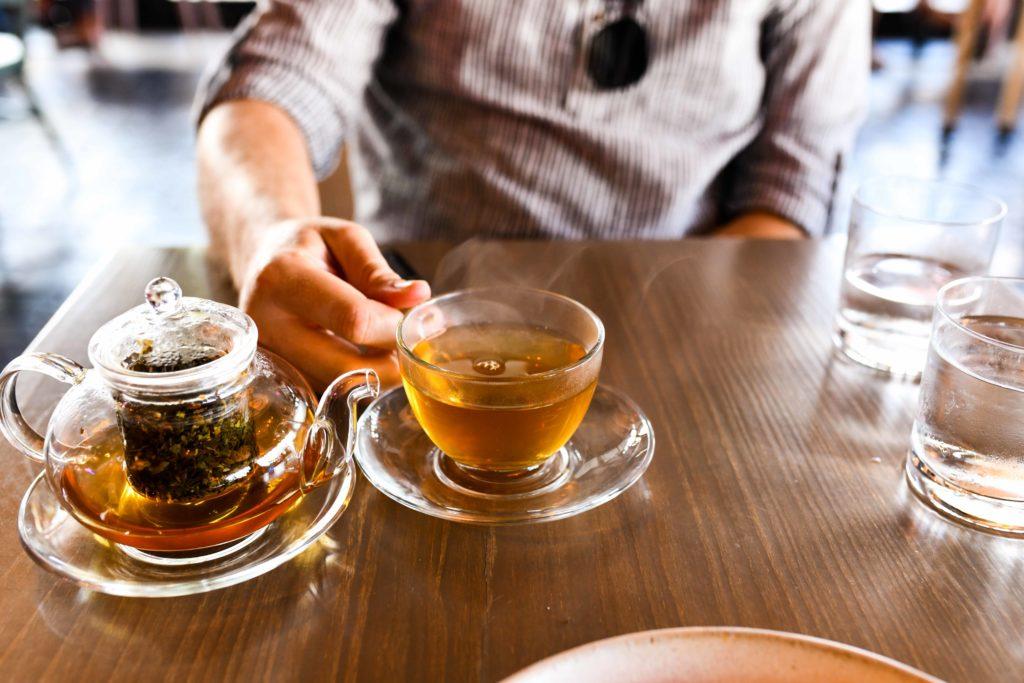 Moroccan Mint Tea Austin
