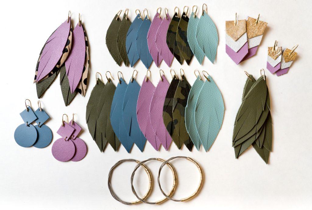 Waterloo Style earrings