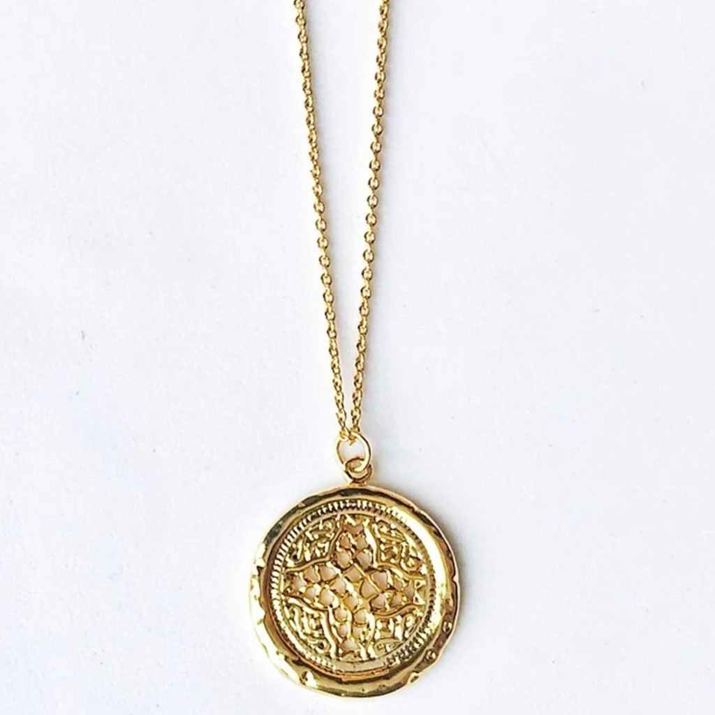 Medallion Necklace Gift Ideas