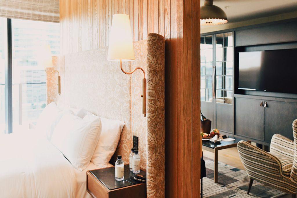 Room at Austin Proper Hotel