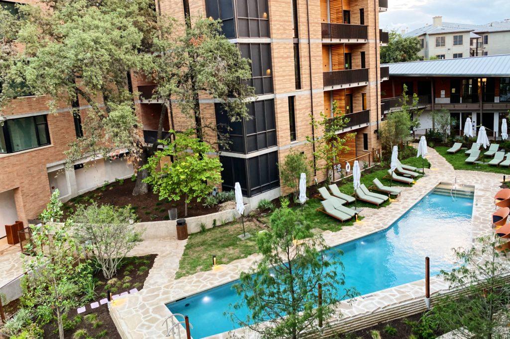 Hotel Magdalena Pool