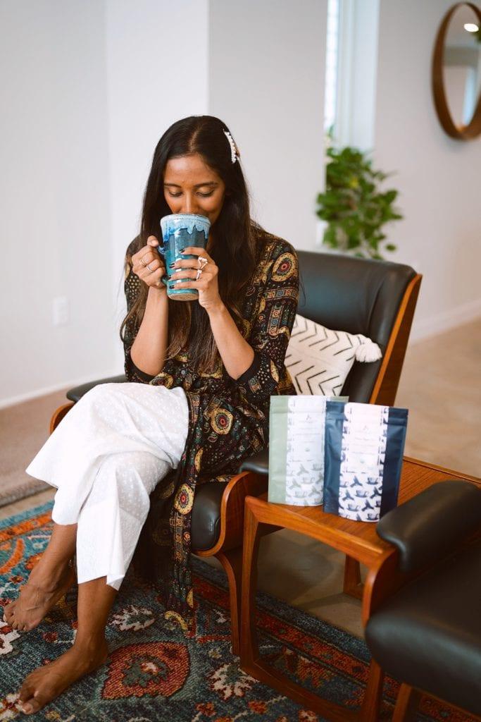 Humming Cup Organic Tea